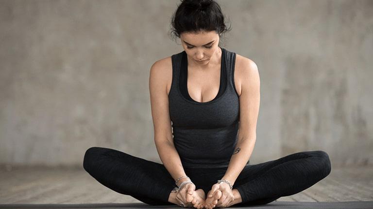 Tư thế yoga hỗ trợ điều trị viêm âm đạo