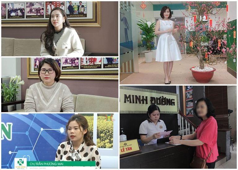 Một số chị em đã khỏi bệnh phụ khoa nhờ bài thuốc Phụ Khang Đỗ Minh