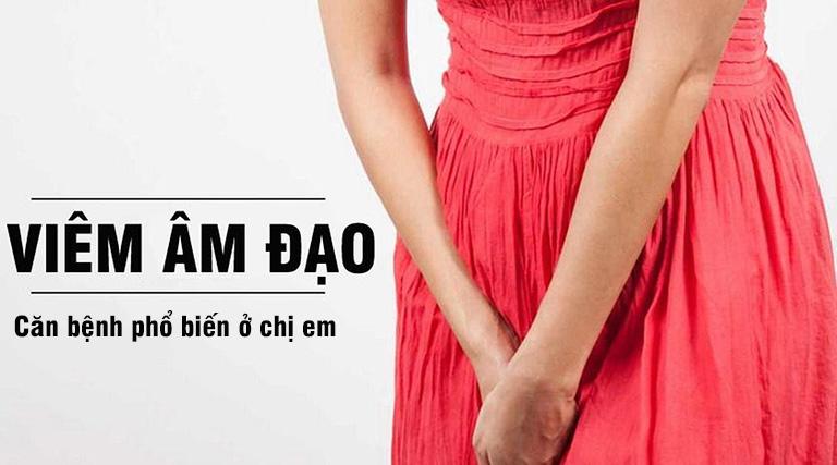 Nữ giới bị viêm nhiễm âm đạo ở nước ta ngày càng phổ biến