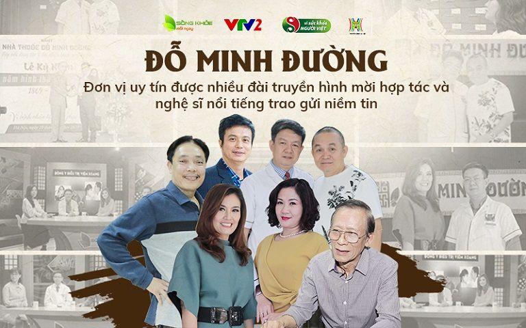 Nhà thuốc Đỗ Minh Đường địa chỉ chữa bệnh uy tín cho người Việt