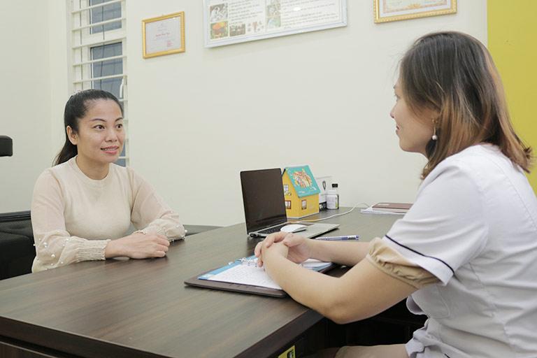 Chị Nguyễn Thị Vân Anh điều trị tiền mãn kinh - mãn kinh tại nhà thuốc Đỗ Minh Đường