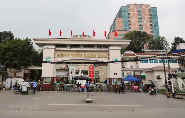 Là một trong những bệnh viện lớn nhất Việt Nam nên lượng người đến khám chữa bệnh rất đông do đó chị em nên lưu ý thời gian đến khám