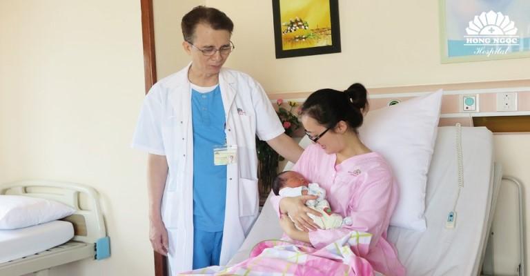 Tuy là đơn vị y tế tư nhân thế nhưng bệnh viện Hồng Ngọc được đông đảo chị em tin tưởng bởi chất lượng dịch vụ tốt