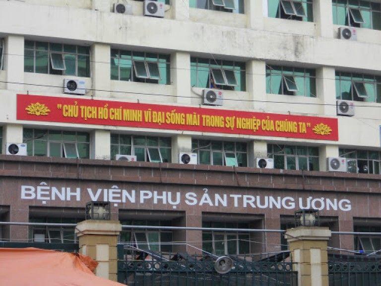 Chữa viêm âm đạo ở Hà Nội - Không thể không nhắc đến bệnh viện tuyến đầu về chuyên khoa sản
