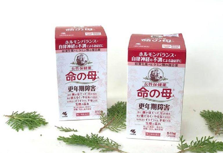 Có nên dùng thuốc tiền mãn kinh của Nhật Bản Kobayashi hay không