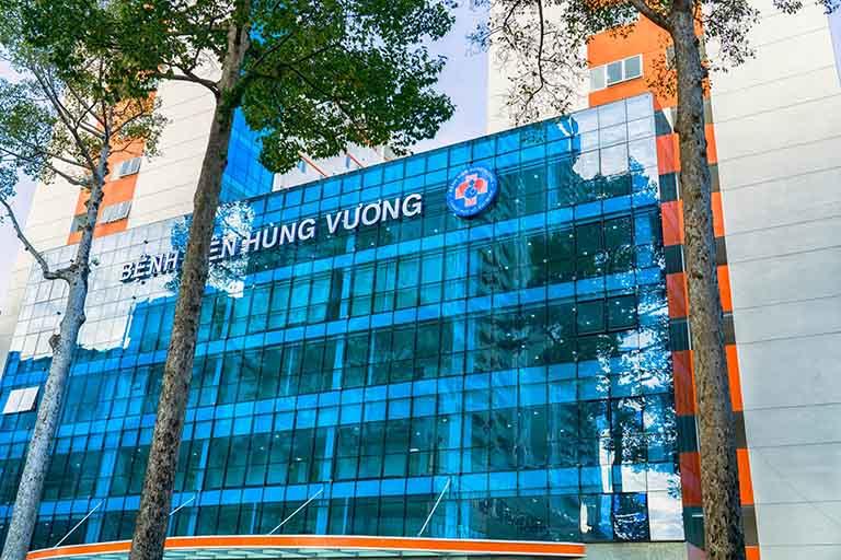 Bệnh viện Hùng Vương chuyên khám tiền mãn kinh