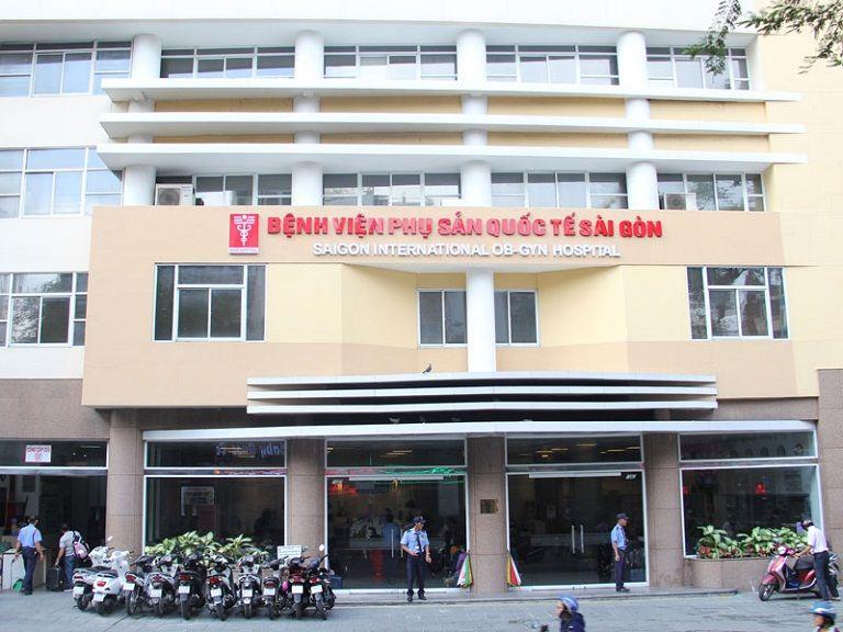 Khám và điều trị viêm âm đạo hiệu quả tại bệnh viện quốc tế Sài Gòn