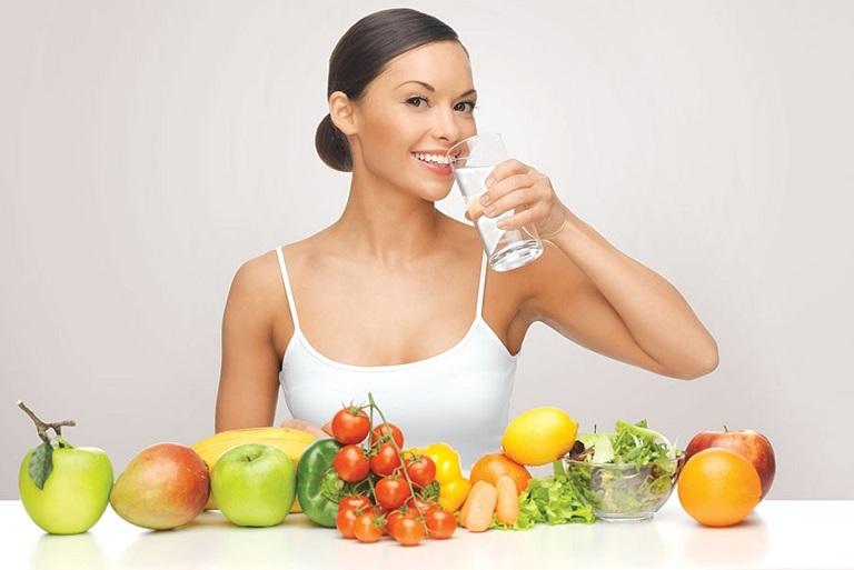 Xây dựng chế độ ăn uống khoa học là cách tốt nhất để cải thiện chứng mệt mỏi tiền mãn kinh