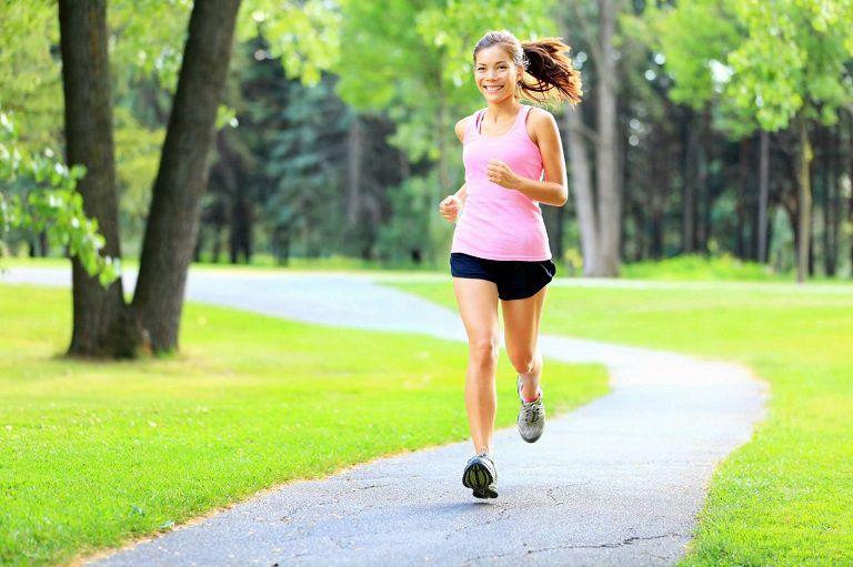 Thể dục thường xuyên giúp phụ nữ xóa tan mệt mỏi tiền mãn kinh hiệu quả.