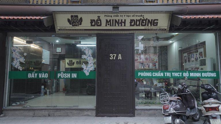 Nhà thuốc Đỗ Minh Đường - địa chỉ khám chữa bệnh phụ khoa hàng đầu bằng YHCT
