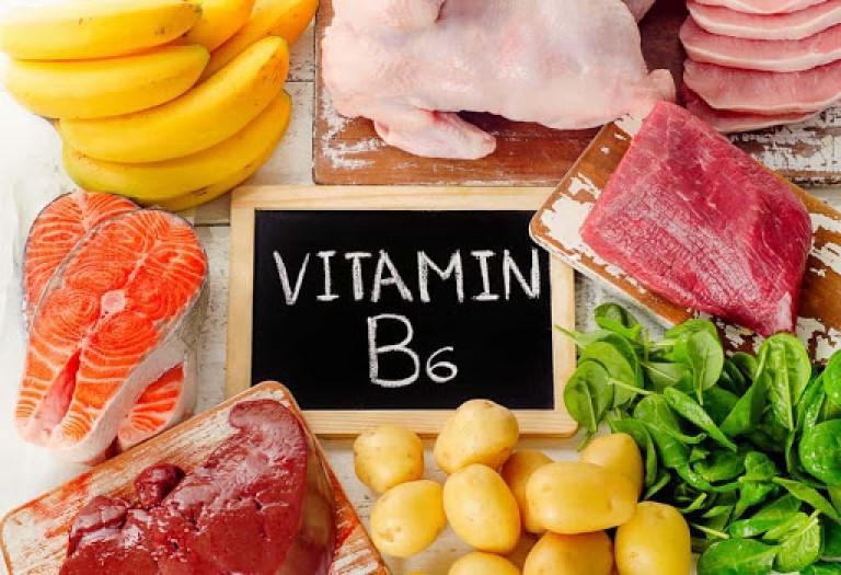Vitamin B6 là dưỡng chất quan trọng, góp phần cải thiện triệu chứng tuổi tiền mãn kinh