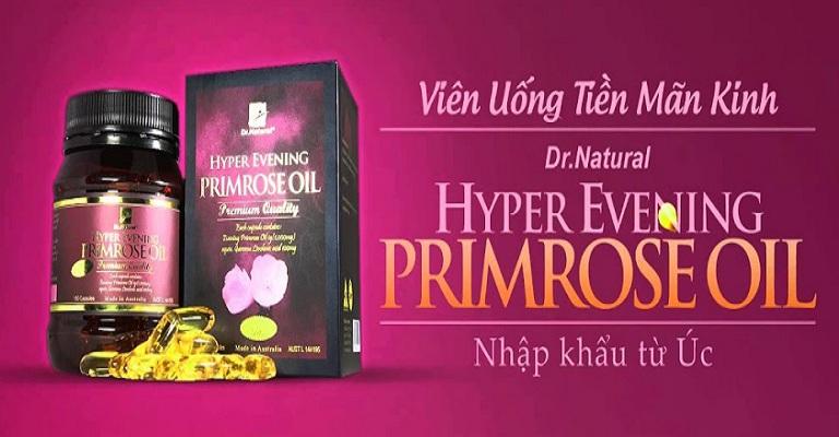 Thuốc tiền mãn kinh Hyper Evening Primrose Oil Dr Natural