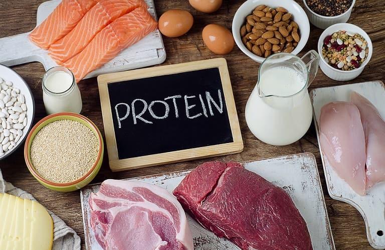 Tiền mãn kinh nên ăn gì? Các loại thực phẩm giàu protein