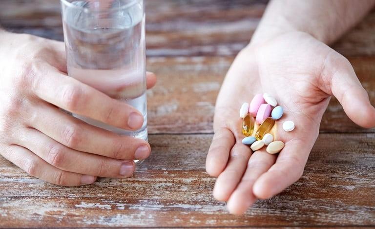 Nội tiết tố nữ có thể bổ sung bằng thuốc