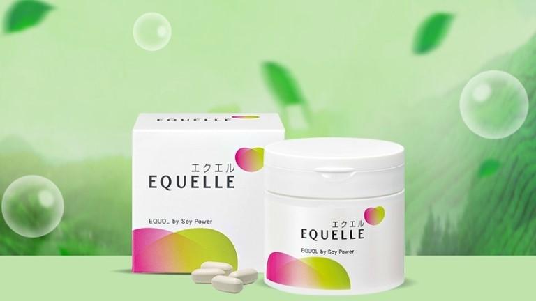 Thuốc tiền mãn kinh Equelle có xuất xứ từ Nhật Bản và được sản xuất, phân phối bởi OTSUKA.