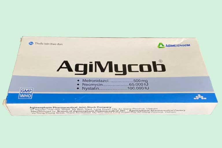 Thuốc Agimycob là thương hiệu tại Việt Nam
