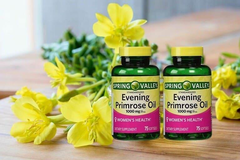 Viên uống tinh dầu hoa anh thảo Evening Primrose Oil – Wealthy Health