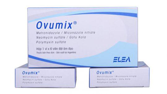 Tìm hiểu về thuốc Ovumix - Cách dùng, hiệu quả và lưu ý khi dùng