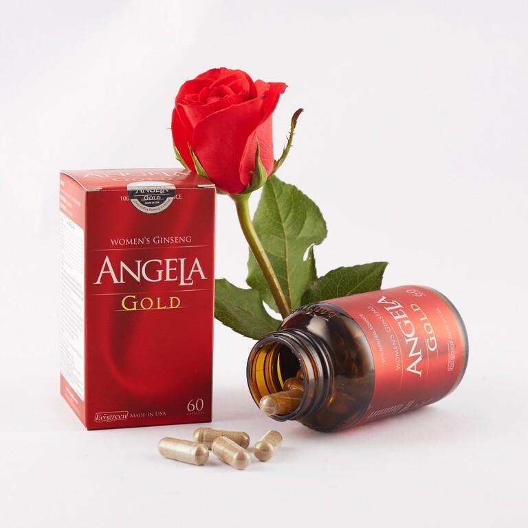 Sức khỏe sắc đẹp và sinh lý nữ đều được cải thiện nhờ có Sâm Angela Gold