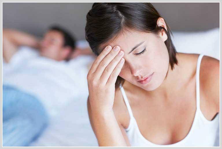 Có nhiều nguyên nhân dẫn tới rối loạn nội tiết tố nữ
