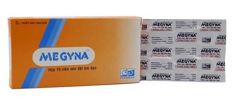 Thuốc Megyna là thương hiệu từ Việt Nam