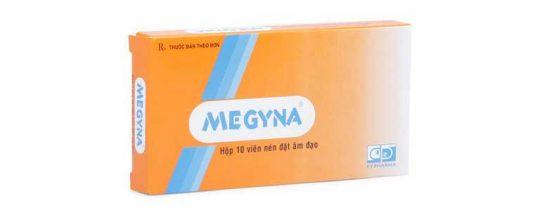 Thuốc đặt Megyna là gì? Công dụng và những lưu ý sử dụng
