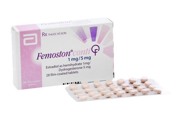 Sử dụng thuốc tăng cường hormone trong trường hợp cần thiết được chỉ định