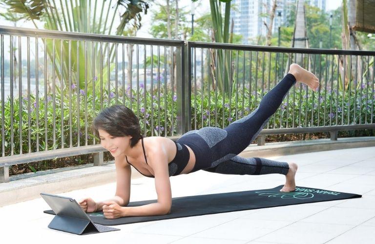 Tập luyện giúp điều hòa nội tiết, tăng cường đề kháng tổng thể