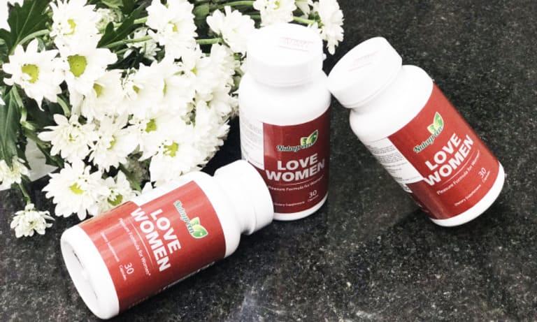 Thuốc cân bằng nội tiết tố sau sinh Love Women