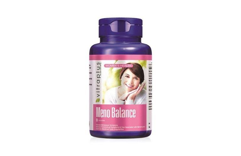 Thuốc tăng nội tiết tố Vitraplus Meno Balance