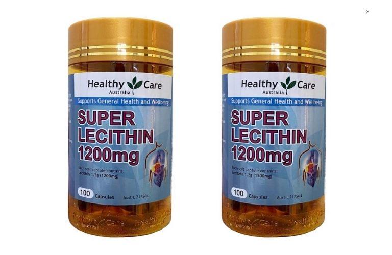 Thực phẩm chức năng Super Lecithin