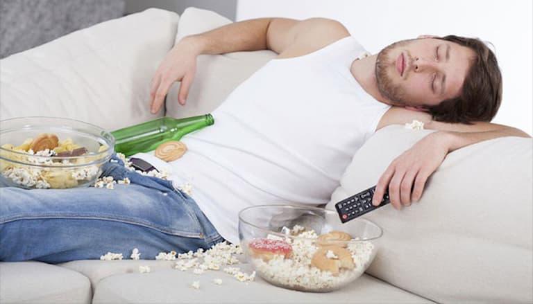 Lười vận động có thể là nguy cơ dẫn đến phồng đĩa đệm