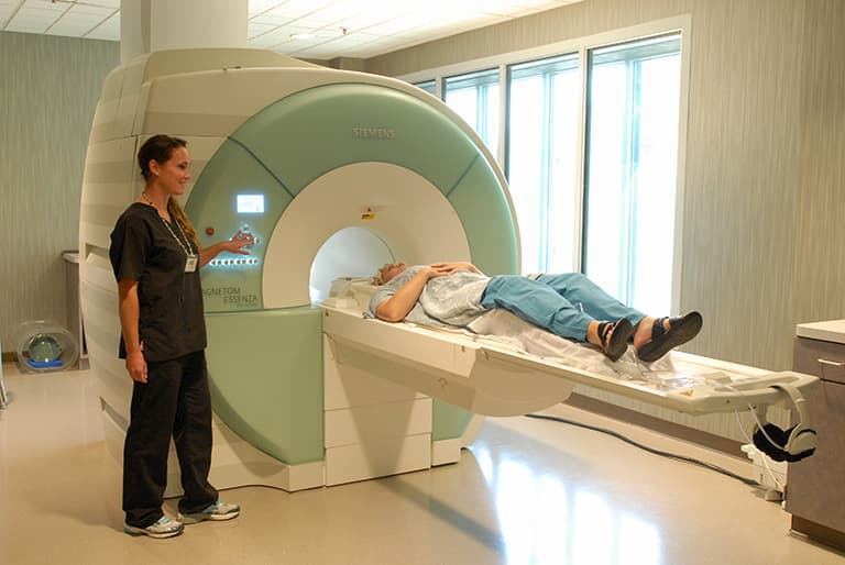 Chụp MRI là phương pháp chẩn đoán bệnh phổ biến