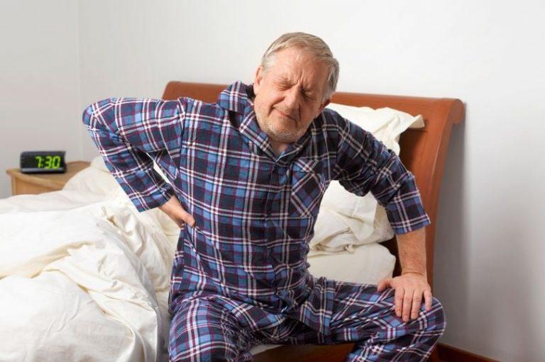 Hội chứng thắt lưng hông hay gặp ở người cao tuổi