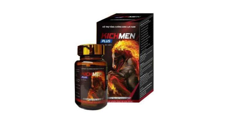Thuốc tăng cường sinh lý nam - Kichmen