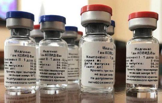 Bộ Y tế phê duyệt vắc xin COVID-19 Sputnik V của Nga cho nhu cầu cấp bách phòng chống dịch