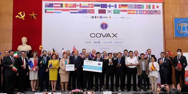 Như vậy, đến nay, Việt Nam đã có khoảng 200.000 liều vắc xin phòng COVID-19 để phục vụ tiêm chủng.