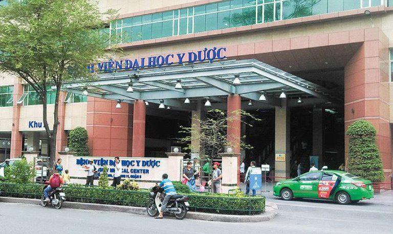 Khoa Sản phụ của bệnh viện Đại học Y dược Hồ Chí Minh là sự lựa chọn ưu tiên của chị em