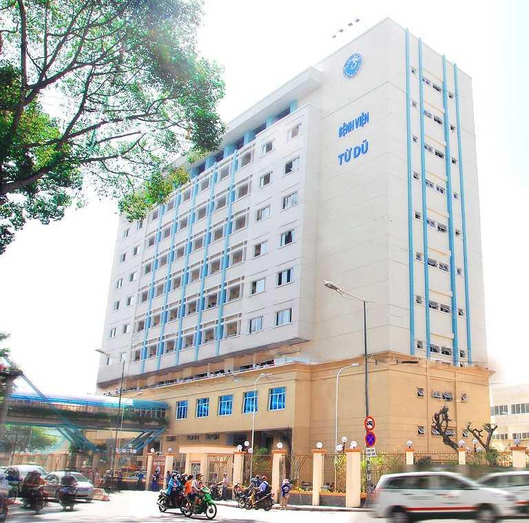 Bệnh viện Từ Dũ được nhiều chị em ưu ái lựa chọn thăm khám bệnh phụ khoa