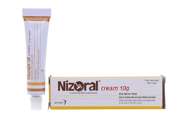 Kem bôi vùng kín Nizoral sử dụng khi bị nhiễm trùng hoặc nhiễm nấm