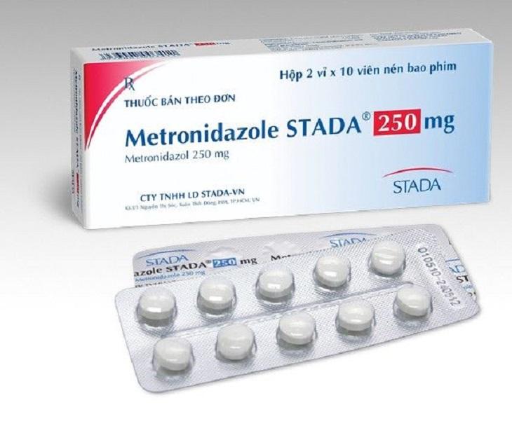Metronidazole là thuốc chữa viêm âm đạo được sử dụng phổ biến