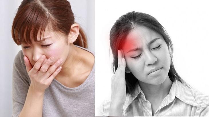 Trong quá trình sử dụng thuốc nếu có những triệu chứng khác thường nên dừng uống thuốc và xin ý kiến bác sĩ.