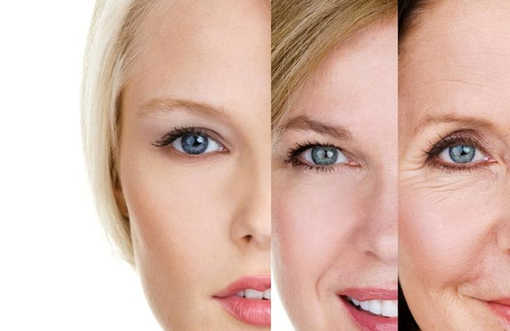 Phụ nữ có làn da thô ráp, thâm sạm, nám, da nhăn nheo nên sử dụng sản phẩm này để cải thiện.