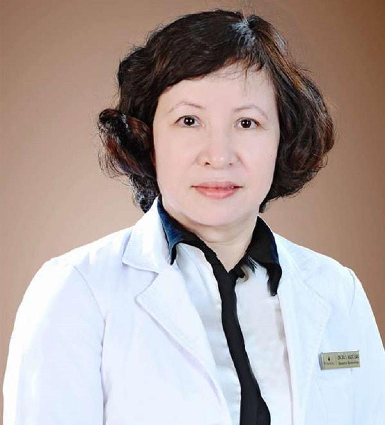Bác sĩ Đỗ Thị Ngọc Lan điều trị viêm lộ tuyến cổ tử cung uy tín trong nước