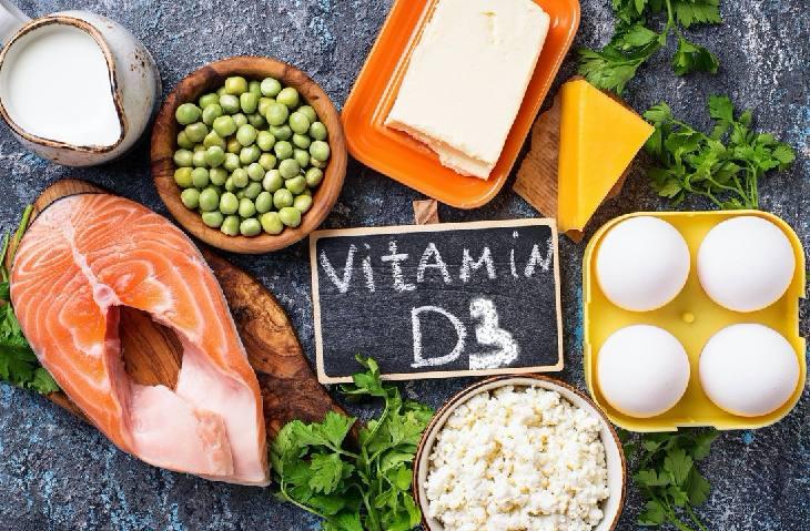 Chữa nội tiết tố tại nhà bằng cách bổ sung vitamin D3