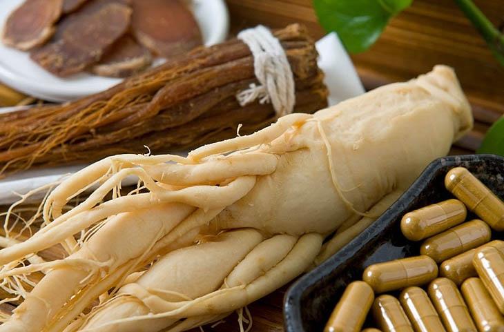 Các loại thực phẩm chức năng chứa thành phần thiên nhiên