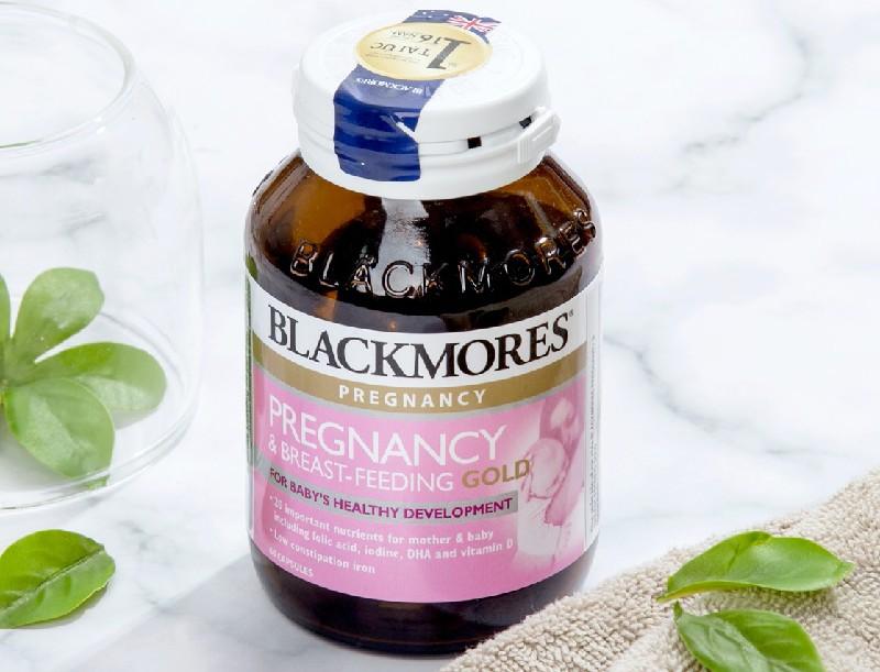 Thuốc Blackmores mang lại hiệu quả cao với phụ nữ cần cải thiện nội tiết tố
