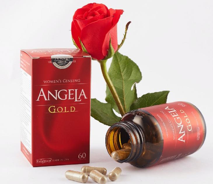 Thuốc nội tiết tố nữ Angela có nguồn gốc 100% từ thiên nhiên, được tinh chiết, điều chế bằng công nghệ của Mỹ