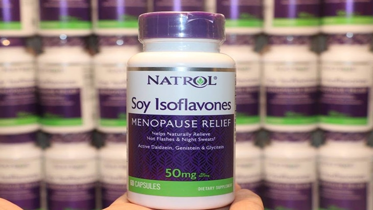 Thuốc nội tiết của Mỹ: Non Gmo Soy Isoflavones