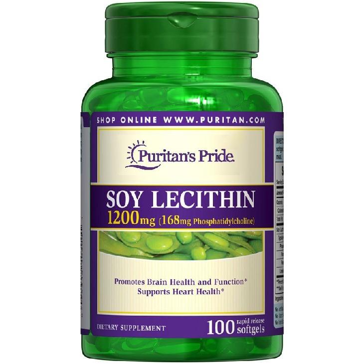 Viên uống nội tiết tố của Mỹ Soy Lecithin